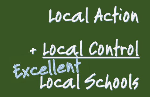 local action excellent schools