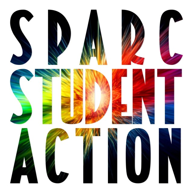 SPARC STUDENT ACTION graphic